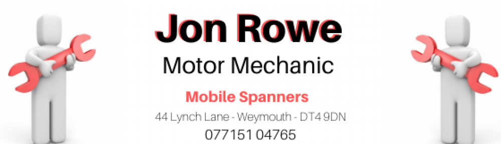 Jon Rowe Motor Mechanic
